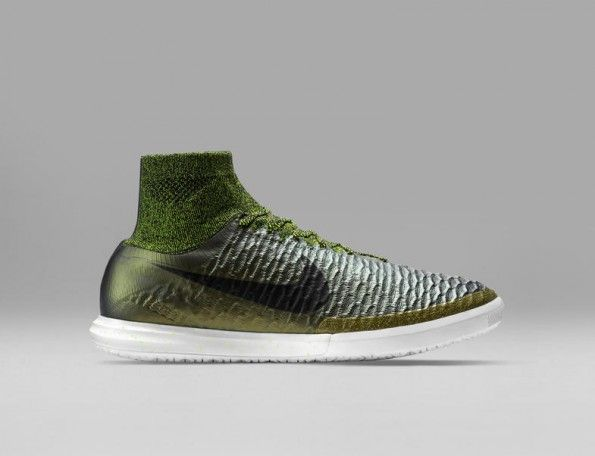 Scarpe calcetto MagistaX verde Electro