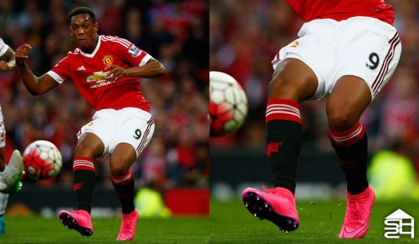 Anthony Martial (Manchester United) - Nike Mercurial Superfly IV