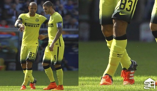 Felipe Melo (Inter) - adidas ACE 15.1