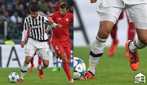 Alvaro Morata (Juventus) - adidas X PrimeKnit