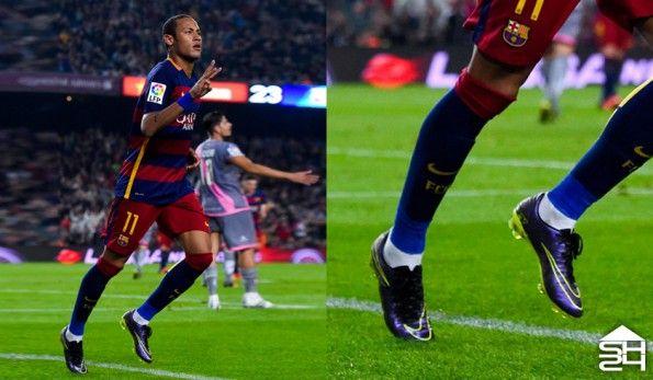Neymar Jr. (Barcellona) - Nike HyperVenom Custom