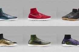 Scarpe collezione calcetto NikeFootballX