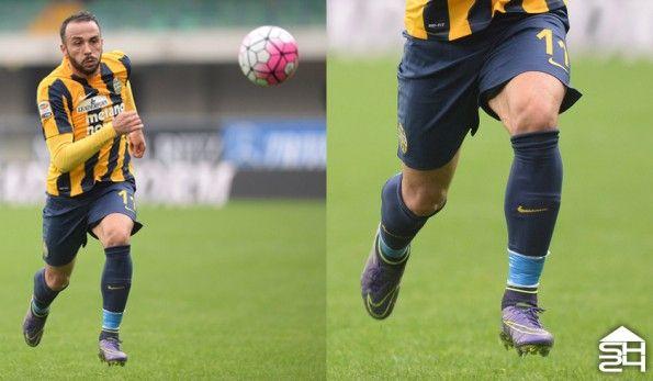 Gianpaolo Pazzini (Verona) - Nike HyperVenom Phantom II