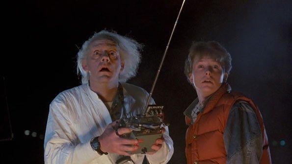 Ritorno al futuro, Doc e Marty