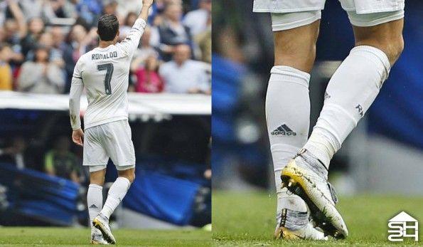 Cristiano Ronaldo (Real Madrid) - Nike Mercurial Superfly 324K