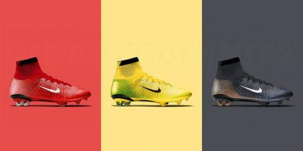 Vapor III Superfly rosso, giallo, nero