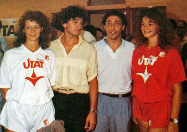 Triestina 1985-1986, home e away