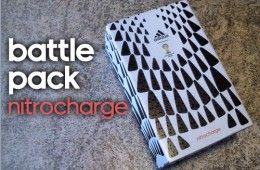 Unboxing adidas Nitrocharge Battle Pack