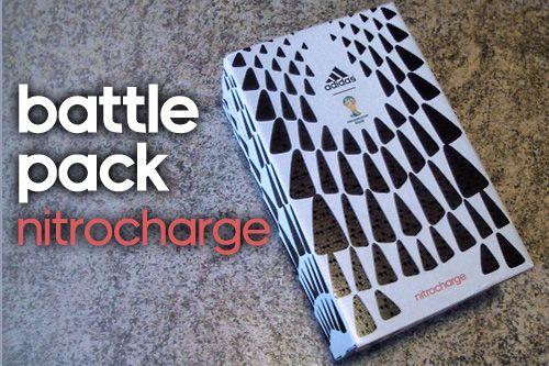 Unboxing adidas Nitrocharge Battle Pack