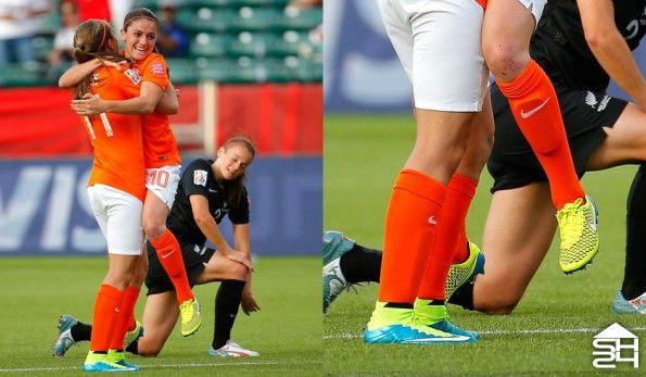 Danielle Van de Donk (Olanda) - Nike Mercurial Superfly IV Women