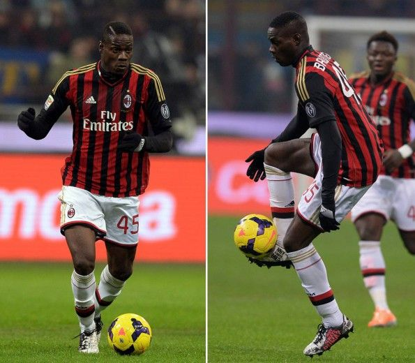 Balotelli evoPOWER Stampa