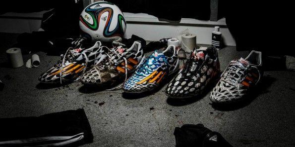 Adidas Battle Pack scarpini