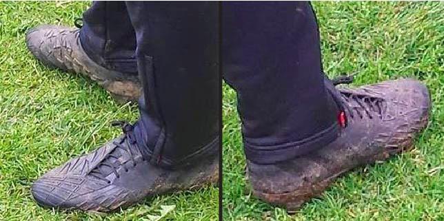 Prototipo scarpe Predator adidas