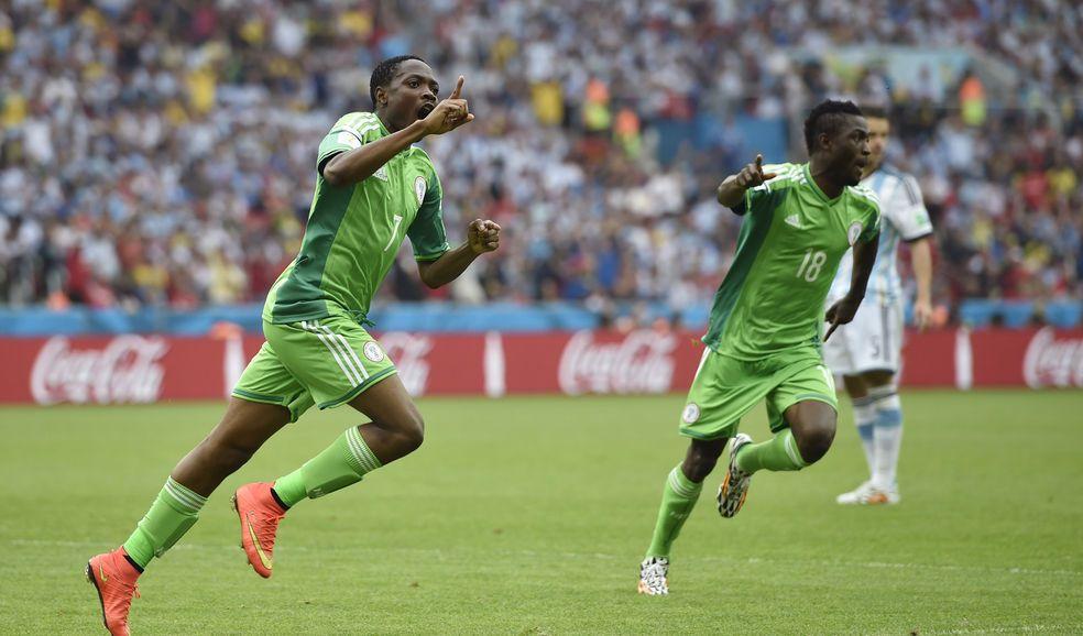Ahmed Musa Nigeria