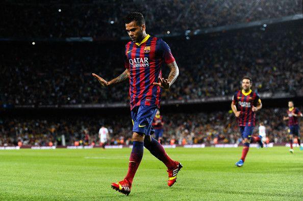 Dani Alves Barcellona