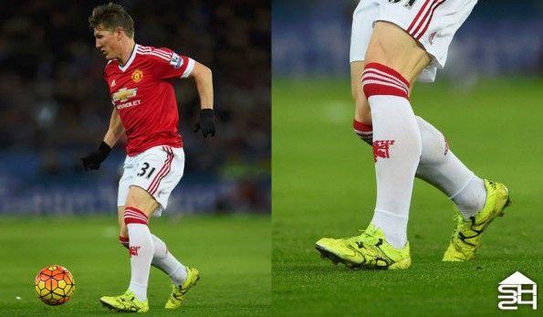 Bastian Schweinsteiger (Manchester United) - adidas X 15.1 custom