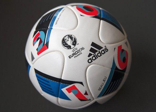 Beau Jeu pallone adidas Euro 2016