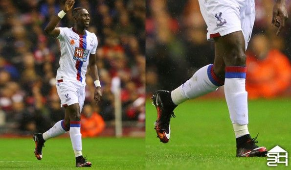 Yannick Bolasie (Crystal Palace) - Nike Mercurial Superfly Savage Beauty