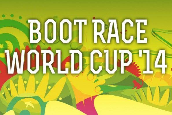 Boot Race Finale 2014