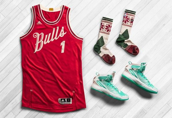Completo Chicago Bulls NBA Christmas 2015