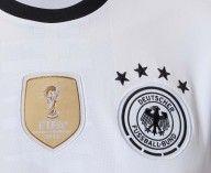 Stemma Germania maglia home 2016-2017