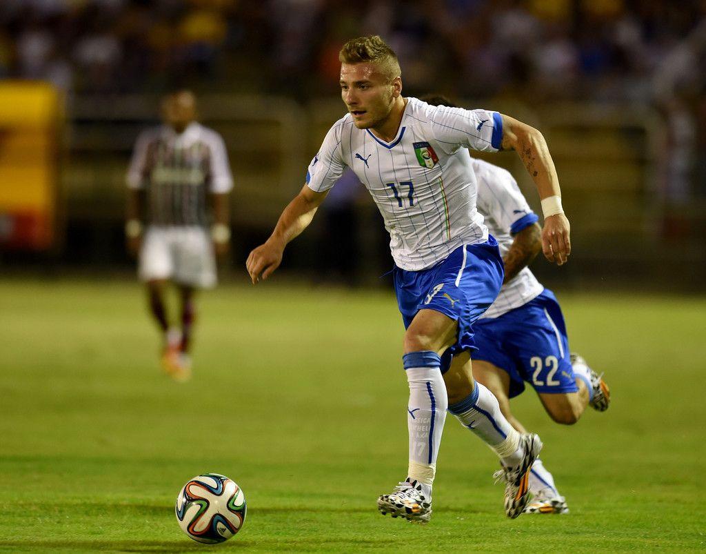 Ciro Immobile in Italia-Fluminense