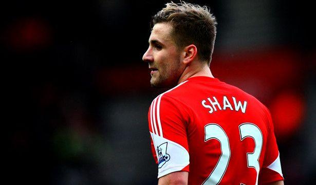 Southampton Luke Shaw