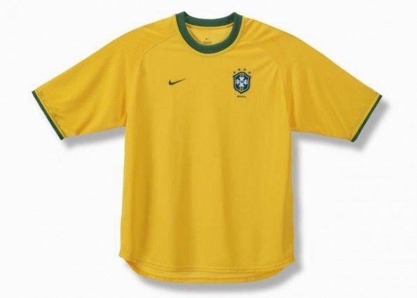 Maglia Brasile 2000
