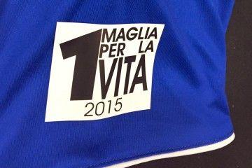 Toppa 1 Maglia per la Vita 2015