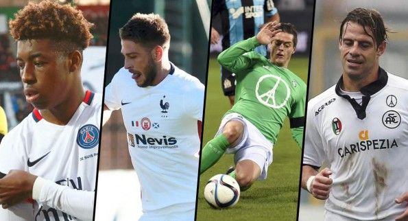 Je suis Paris, il mondo del calcio si stringe intorno alla Francia
