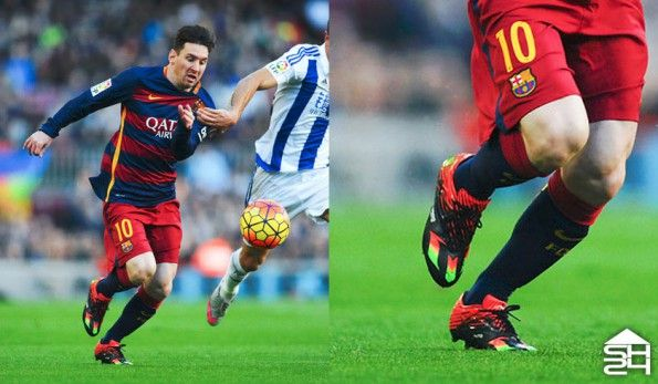 Lionel Messi (Barcellona) - adidas MESSI 15.1