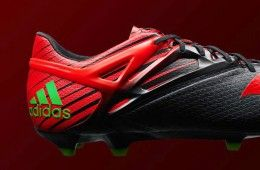 Look dark Messi15 scarpe