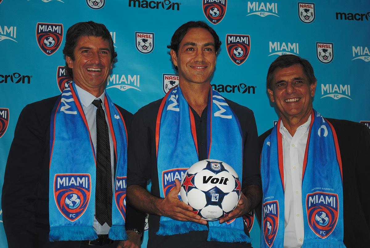 Nesta, Silva e Pavanello, accordo Macron-Miami