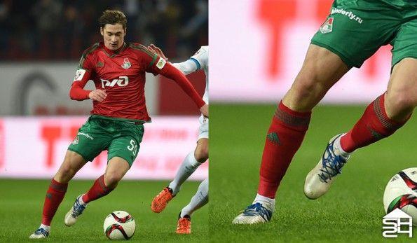 Aleksei Miranchuk (Lokomotiv Mosca) - adidas MESSI 15.1
