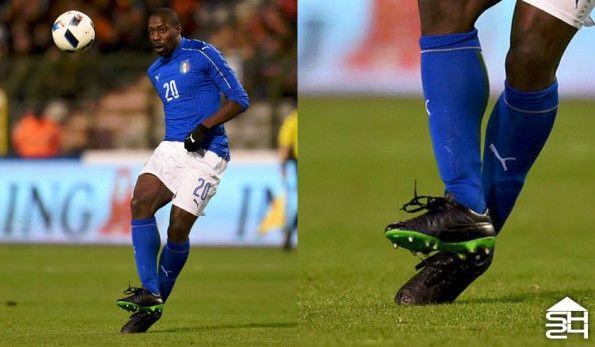 Stefano Okaka (Italia) - Nike Tiempo Legend V