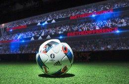 Pallone Europei 2016 adidas