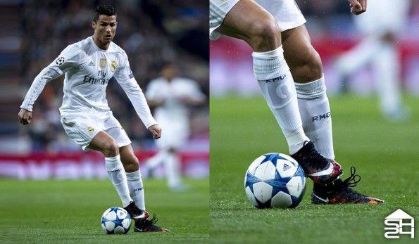 Cristiano Ronaldo (Real Madrid) - Nike Mercurial SuperFly Savage Beauty