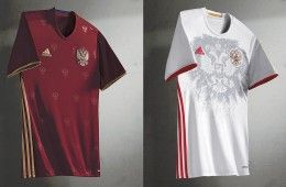 Kit Russia Europei 2016