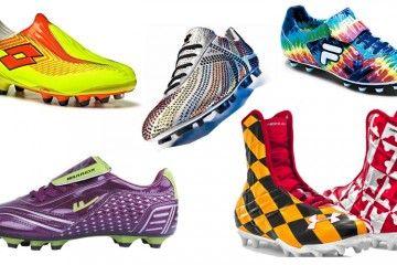 Le 5 scarpe da calcio più strane