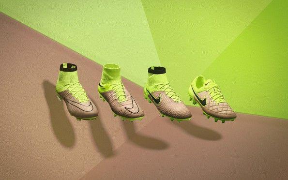 Nike Tech Craft pack marrone e giallo