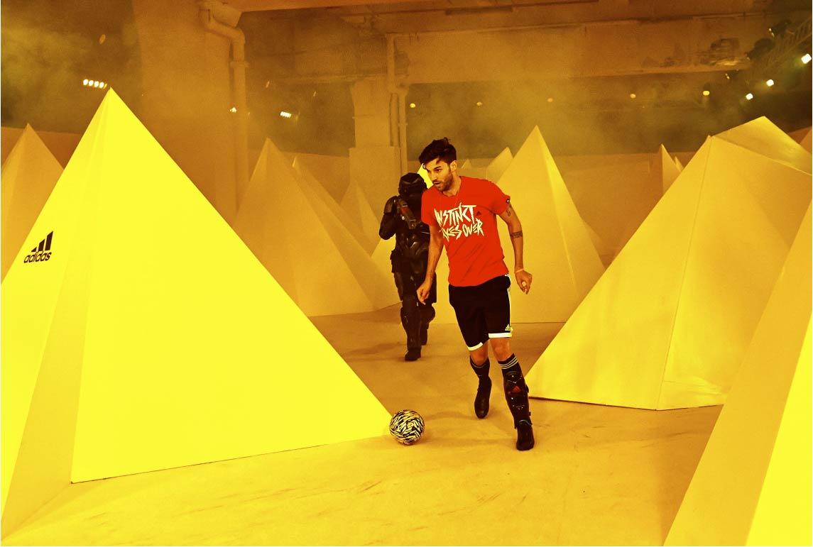 The Game adidas Predator - Londra