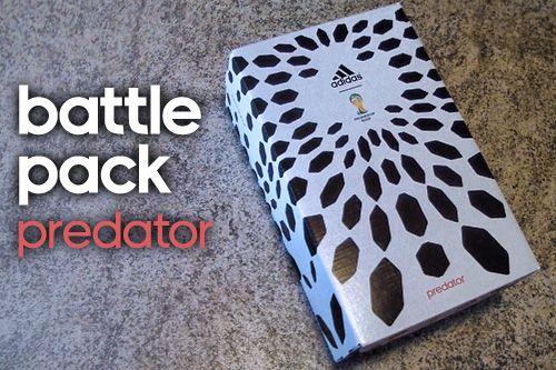 Unboxing adidas Predator Battle Pack