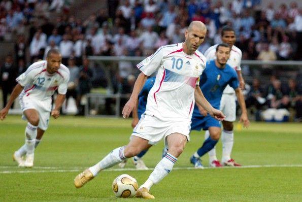 Zidane scarpe Predator Gold Mondiali 2006