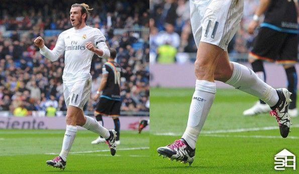 Gareth Bale (Real Madrid) - adidas X 15.1