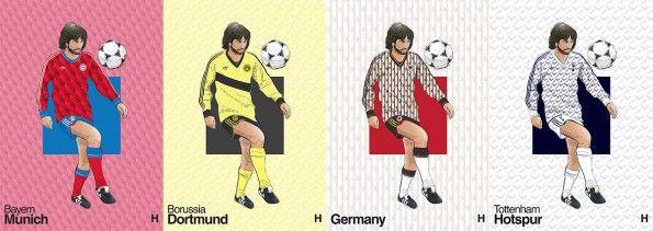 Bayern Monaco Borussia Dortmund Germania Tottenham