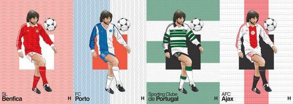 Benfica Porto Sporting Lisbona Ajax