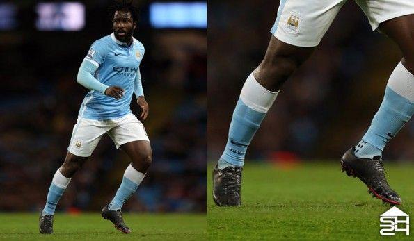 Wilfried Bony (Manchester City) - Nike Mercurial Vapor X