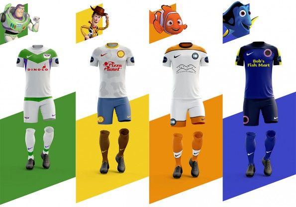 Toy Story Finding Nemo Kit