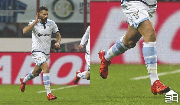 Antonio Candreva (Lazio) - adidas X 15.1