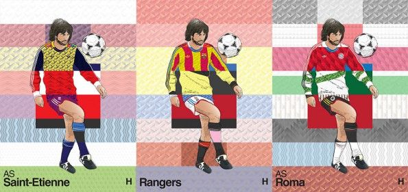 Classic Adidas Pattern